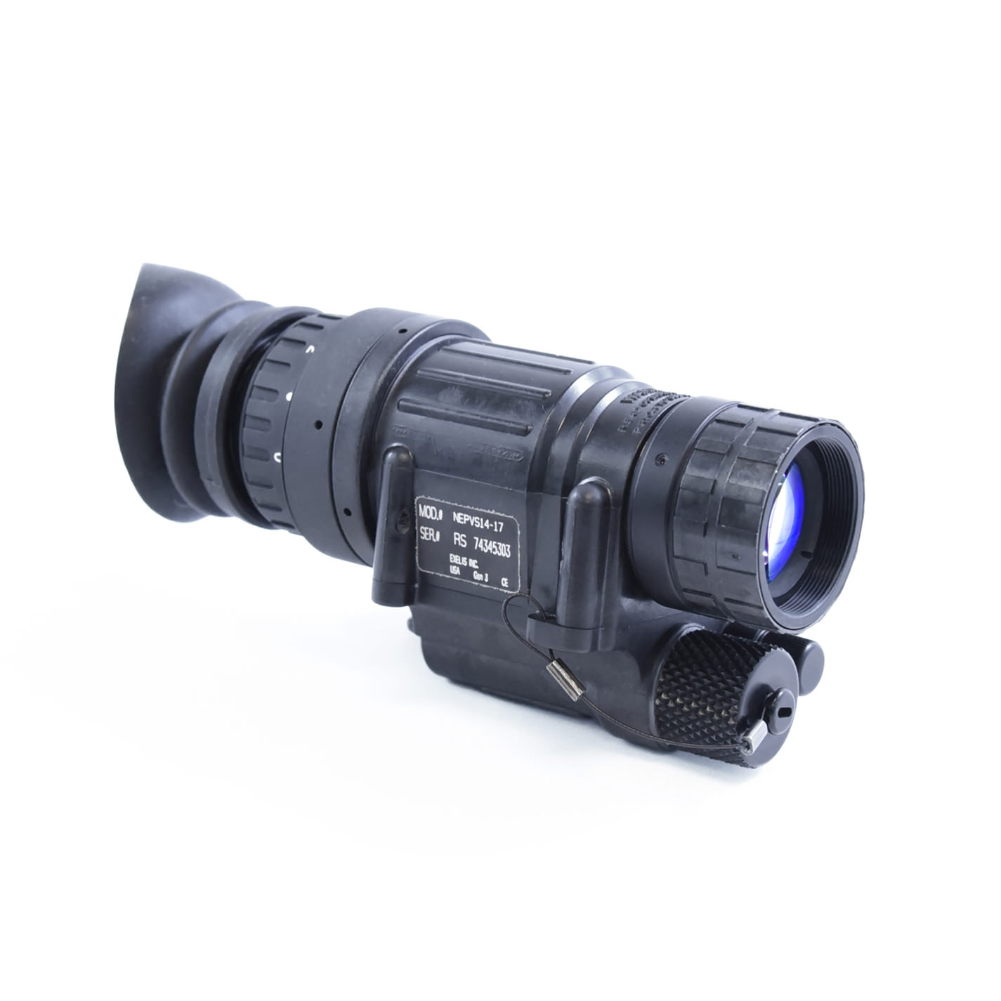 Night Enforcer® Night Vision Monocular