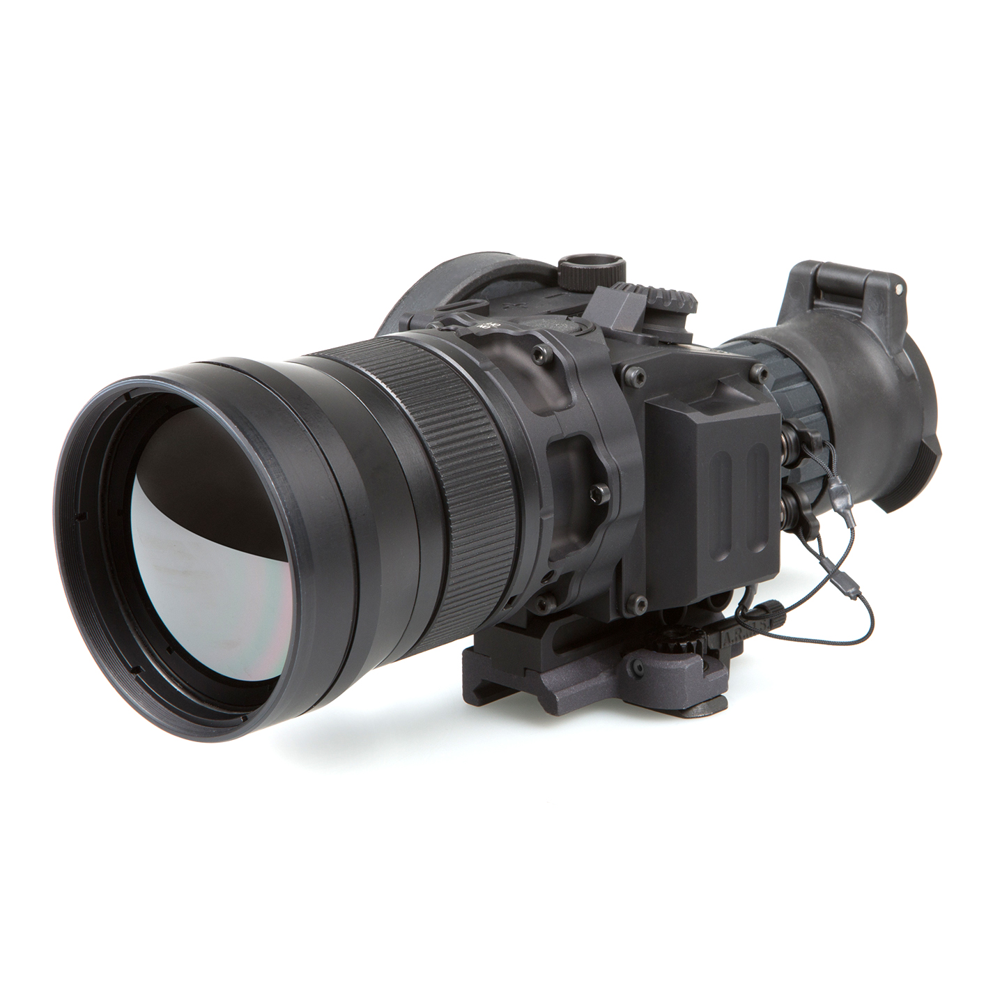 Brolis LW75 LWIR Thermal Weapon Sight