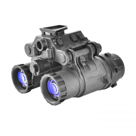 Mini B AAA 18mm Night Vision Binocular - Single Gain